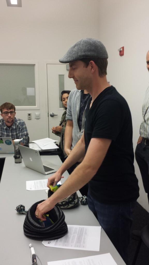 CCA Experience Design class 2