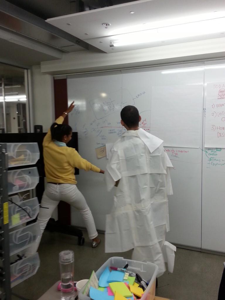Dschool - teaching design 1