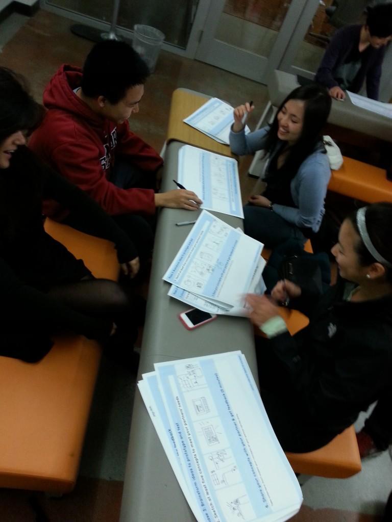 Dschool - teaching design 12