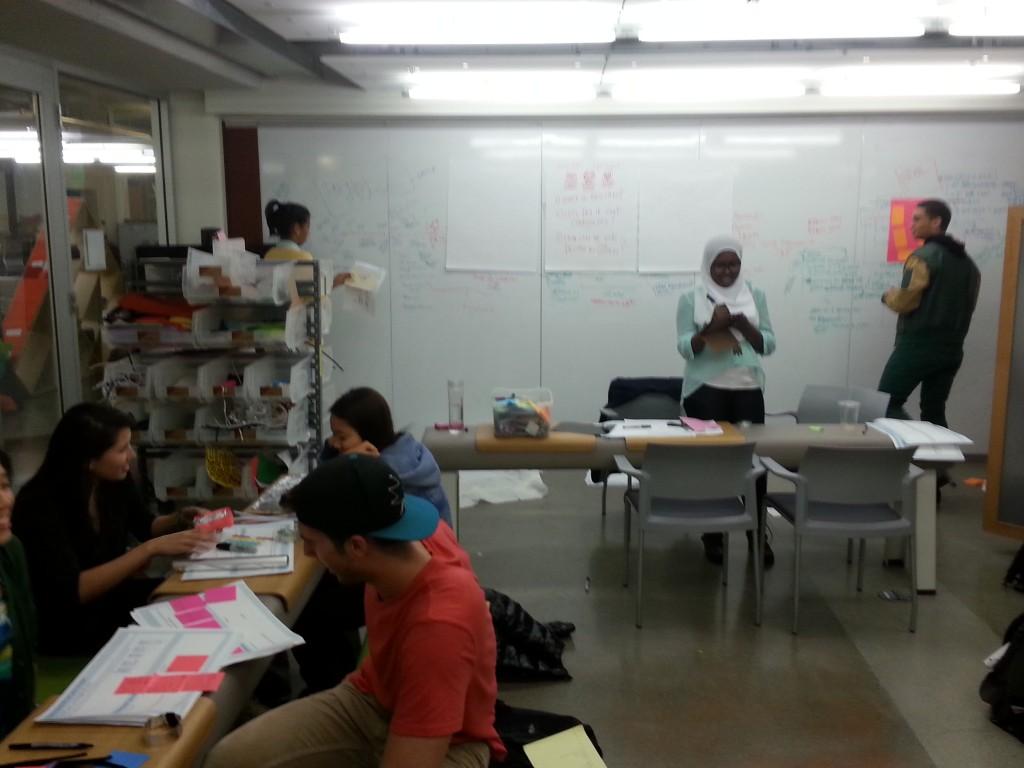 Dschool - teaching design 5