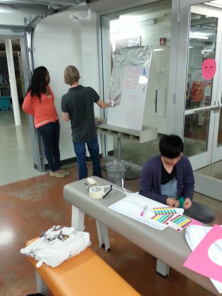 Dschool - teaching design 6