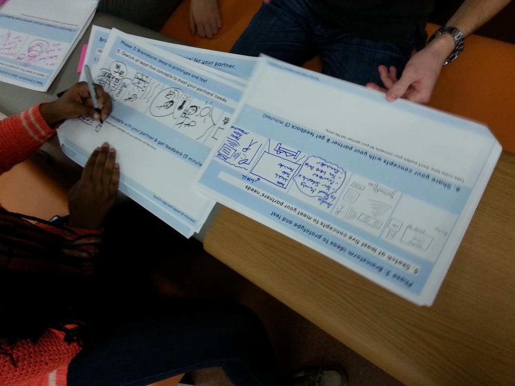 Dschool - teaching design 8